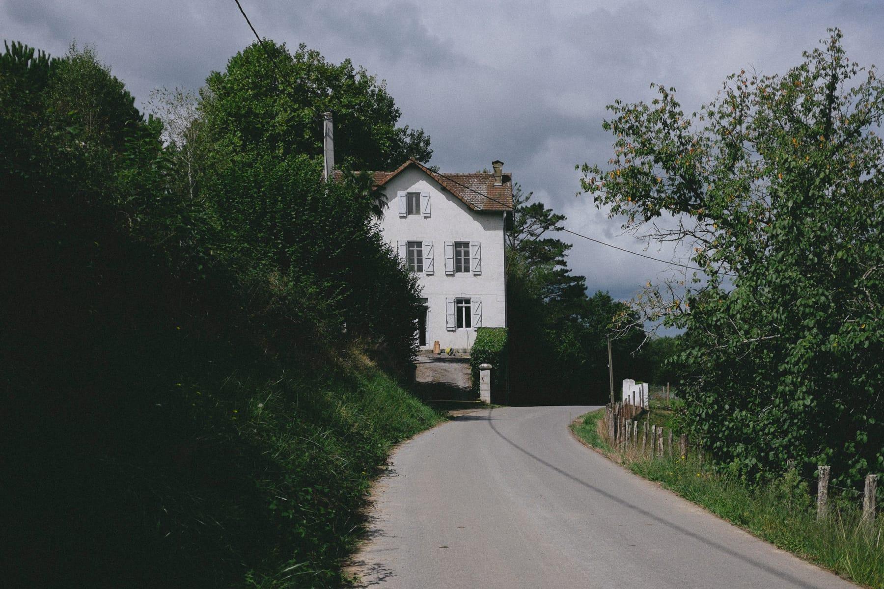 Destination wedding photographer in France