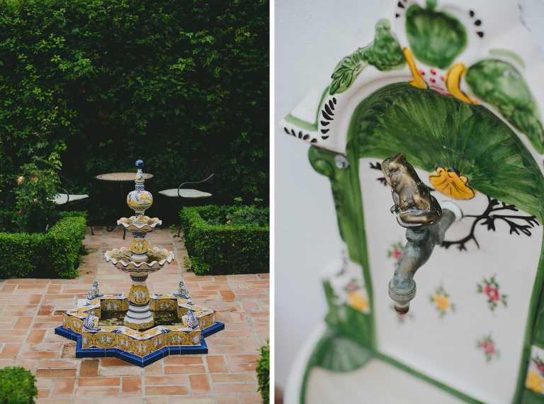 Get ready at La Francesca Suites in Malaga