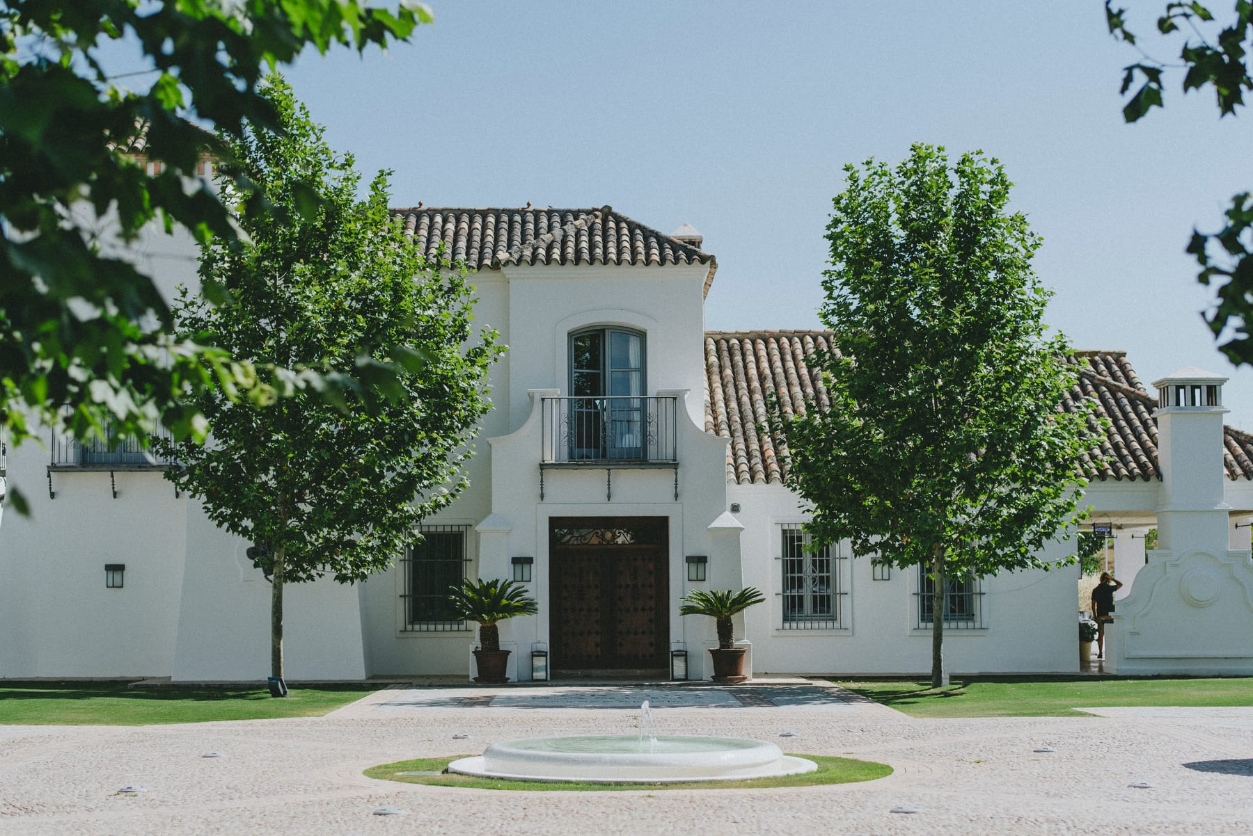 Intimate wedding in a Villa in Ronda