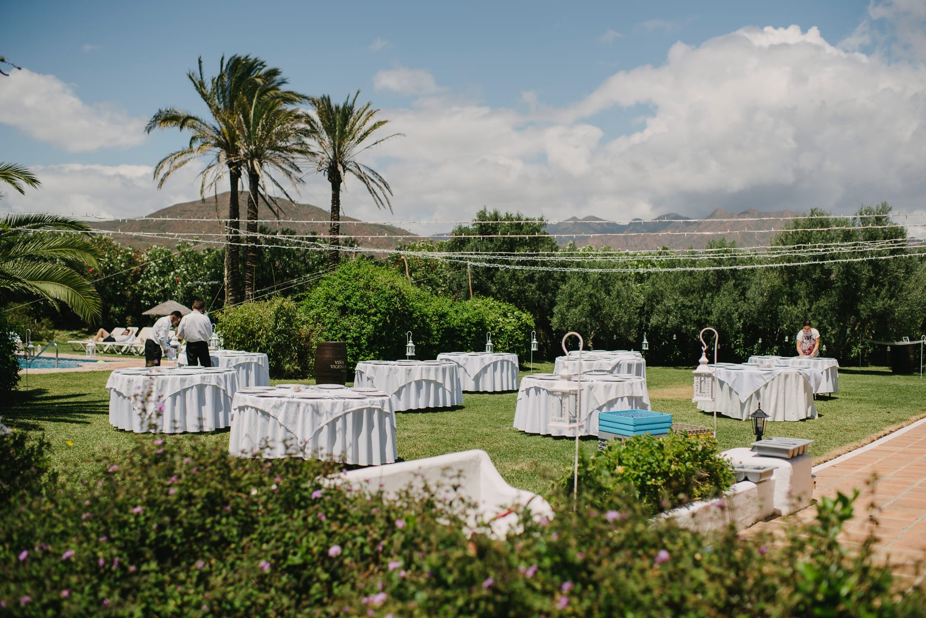 Wedding at Hacienda San Jose in Mijas