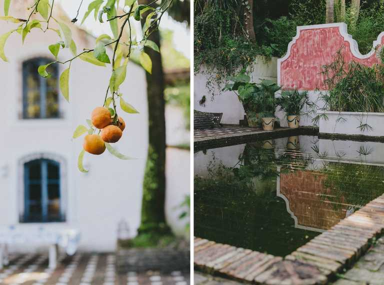 Spanish inspiration wedding at Molino del Duque