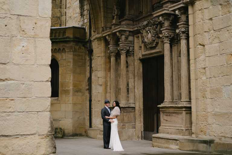 Elopement in San Sebastian