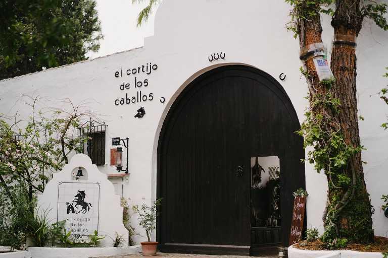 Wedding at Cortijo de los Caballos in Andalusia