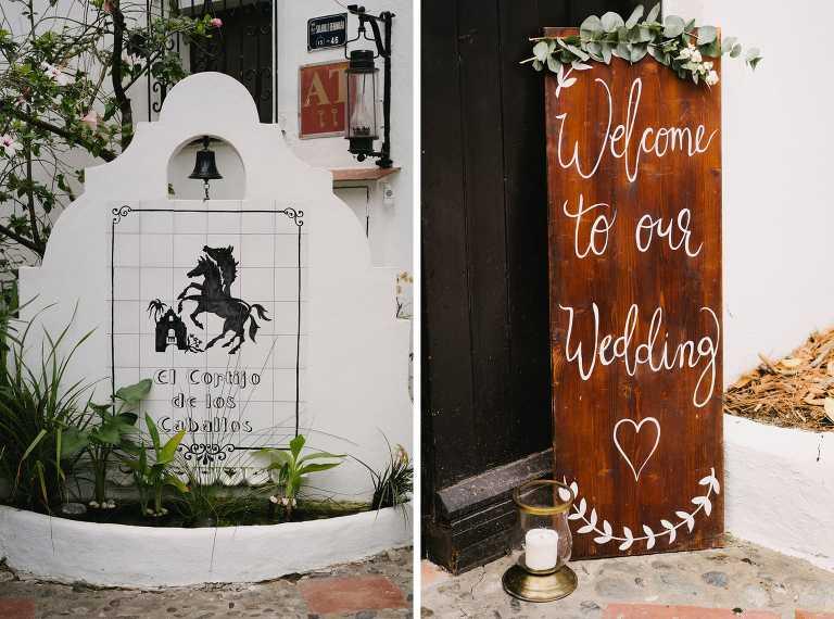 Wedding at Cortijo de los Caballos in Marbella