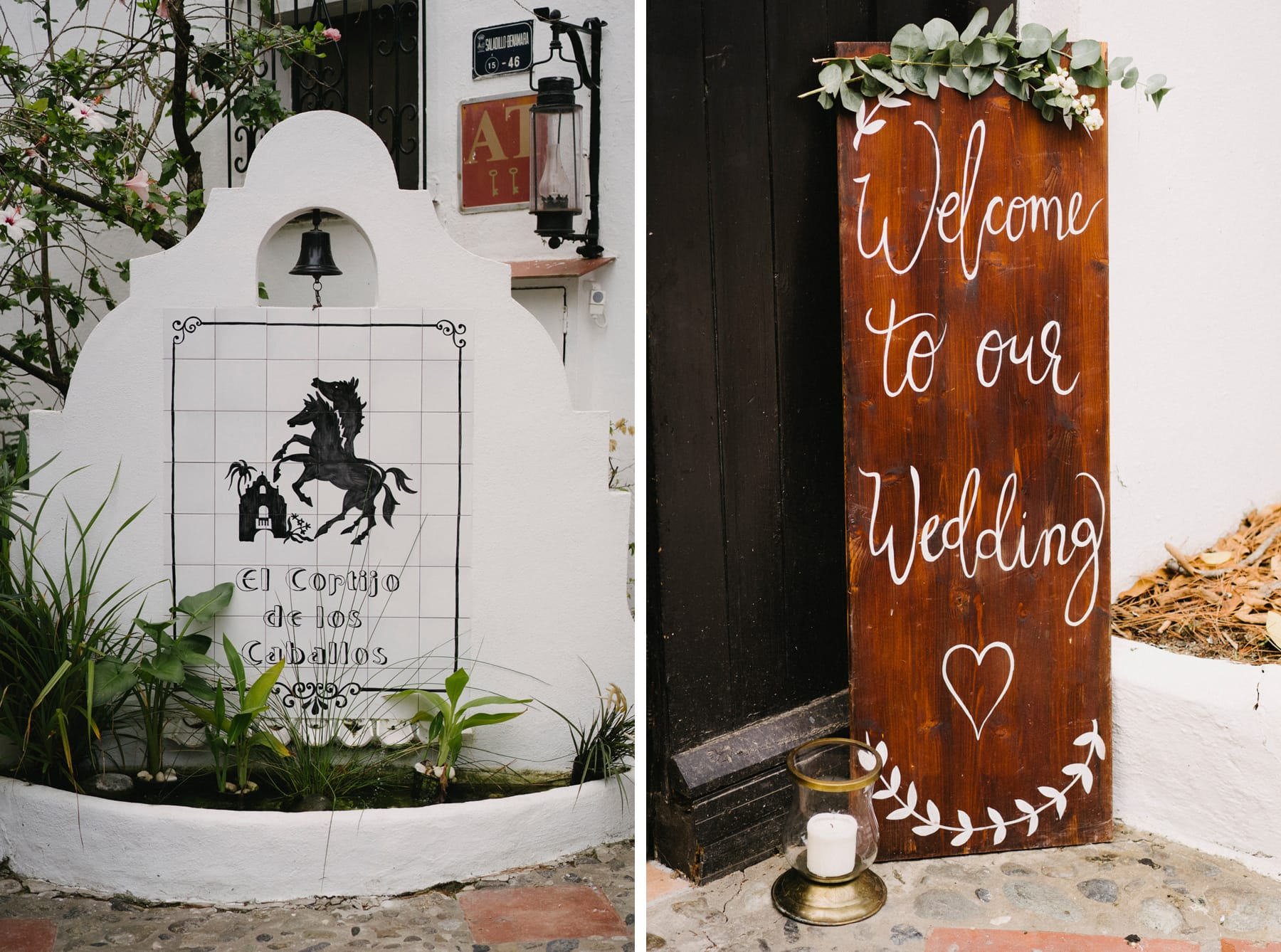 Wedding at Cortijo de los Caballos in Marbella
