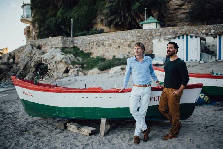 Gay photoshoot in Malaga