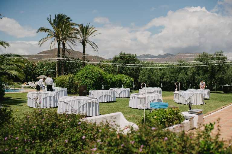 Wedding at Hacienda San Jose in Mijas